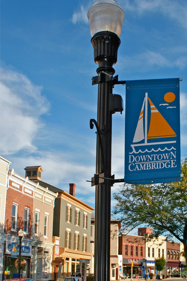 Cambridge Main Street Maryland